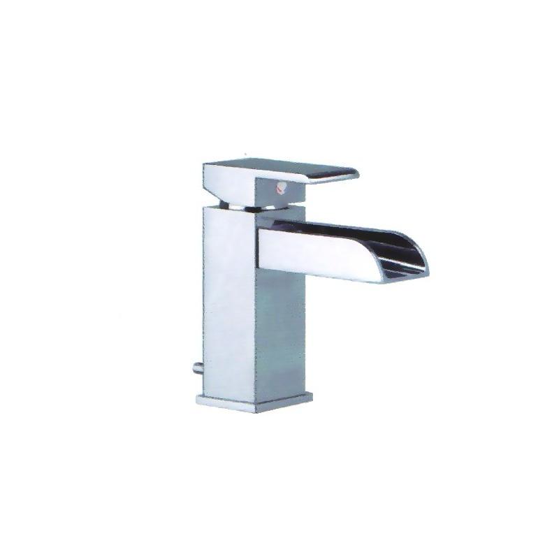 Monomando cascada lavabo larak for Grifo lavabo cascada